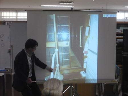 岡山の特別養護老人ホーム【愛光苑】家族介護教室5回写真7