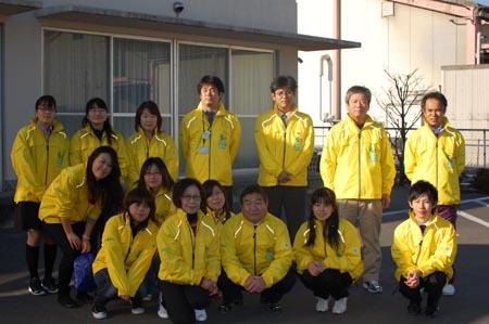 岡山の特別養護老人ホーム【愛光苑】歳末ボランティア4