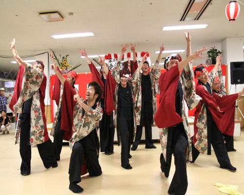 岡山の特別養護老人ホーム【愛光苑】2013 夏祭り画像2