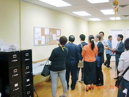 岡山の特別養護老人ホーム【愛光苑】北米研修写真4-9