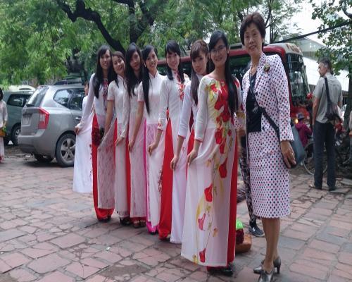 特別養護老人ホーム【愛光苑】筒井施設長ベトナム訪問1